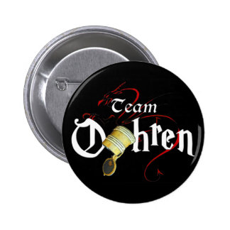 DAO - Team OGHREN! (dk button) 6 Cm Round Badge