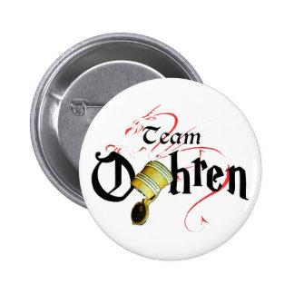 DAO - Team OGHREN! (lt button) 6 Cm Round Badge
