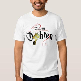 DAO - Team OGHREN! (lt. shirt) Tshirts