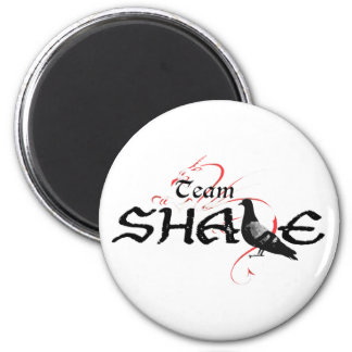 DAO - Team SHALE! (lt button) 6 Cm Round Magnet