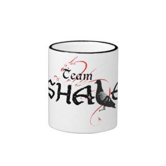 DAO - Team SHALE! (mug) Ringer Mug