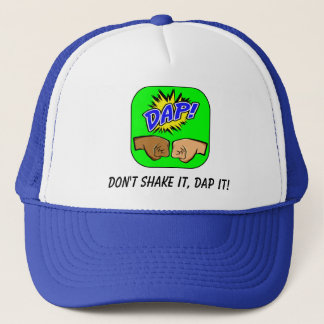 DAP APP Icon Trucker Hat