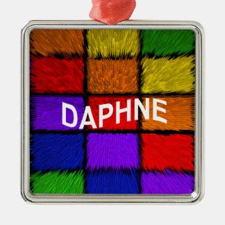 DAPHNE METAL ORNAMENT
