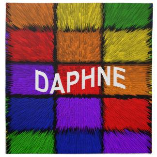 DAPHNE NAPKIN