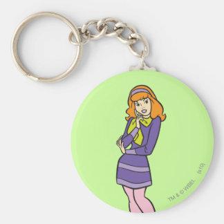 Daphne Pose 12 Key Ring