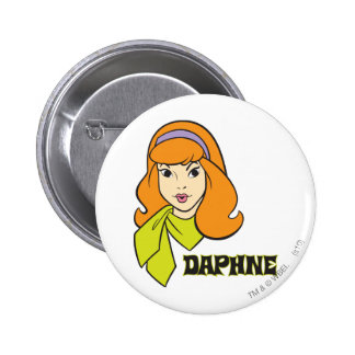 Daphne Pose 21 6 Cm Round Badge