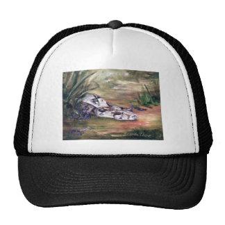 Daphne Snake Cap Trucker Hats