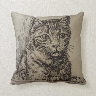 Daphne the Cat Cushion