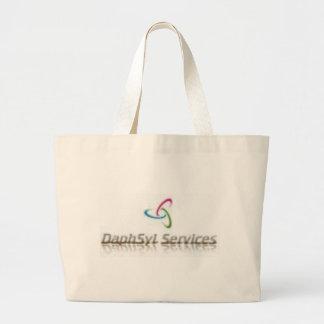 Daphsyl Services Jumbo Tote Bag