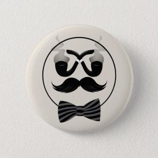Dapper Gentleman Button