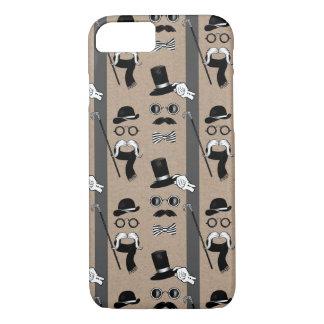 Dapper Gentlemen iPhone 8/7 Case
