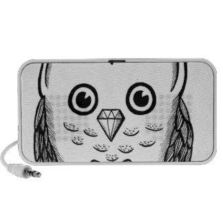 Dapper Owl Speaker System
