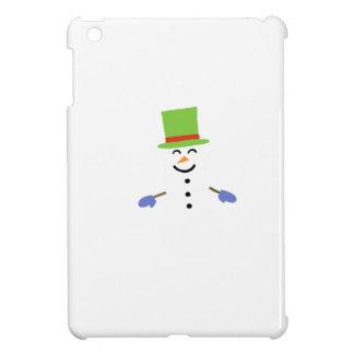 DAPPER SNOWMAN iPad MINI COVERS