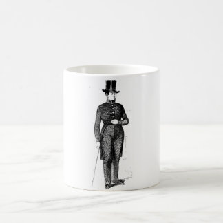 Dapper Young Gentleman Coffee Mug