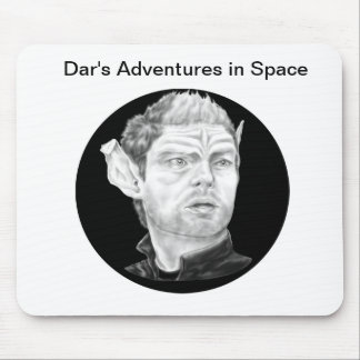 Dar mouse pad