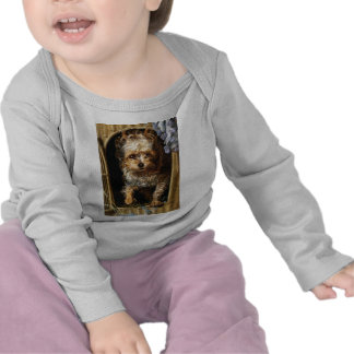 Darby a Yorkshire Terrier Print Tee Shirt