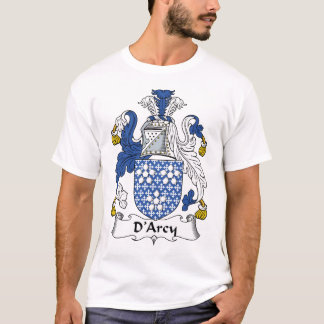 D'Arcy Family Crest T-Shirt