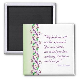 Darcy Wedding Magnet
