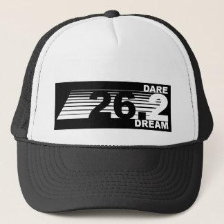 Dare 2 Dream - 26.2 Marathon Hat - Black