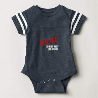 dare baby bodysuit