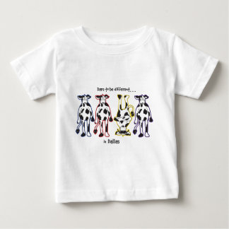 Dare-in-Dalls Baby T-Shirt