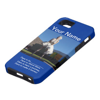 Dare to be Different Dare to Stand Alone Iphone5 Case For The iPhone 5