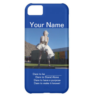 Dare to be Different Dare to Stand Alone Iphone5 iPhone 5C Case