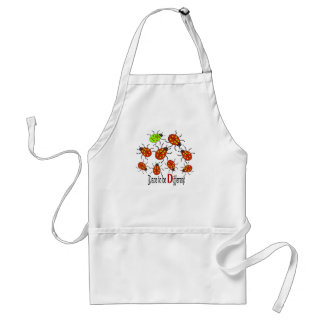 Dare to be Different Standard Apron
