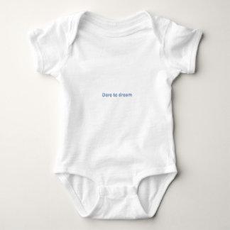 dare to dream baby bodysuit