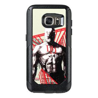 Daredevil Abstract Sketch OtterBox Samsung Galaxy S7 Case