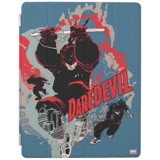 Daredevil Action Graphic iPad Cover