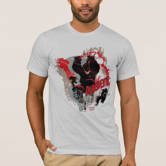 Daredevil Action Graphic T-Shirt