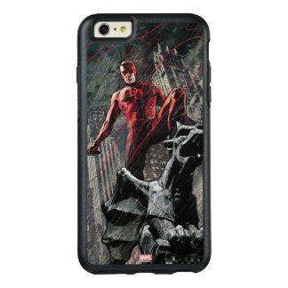 Daredevil Atop A Gargoyle OtterBox iPhone 6/6s Plus Case