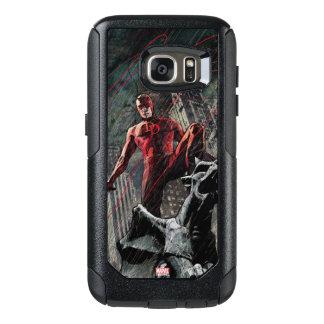 Daredevil Atop A Gargoyle OtterBox Samsung Galaxy S7 Case