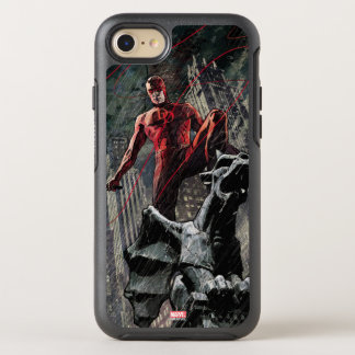 Daredevil Atop A Gargoyle OtterBox Symmetry iPhone 7 Case