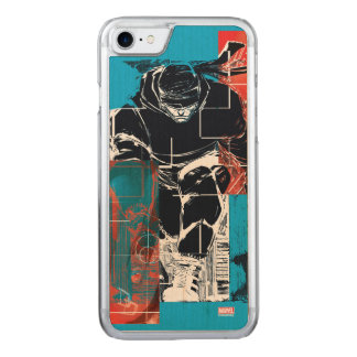 Daredevil Begins Carved iPhone 7 Case