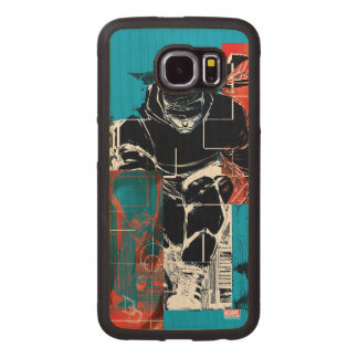 Daredevil Begins Wood Phone Case
