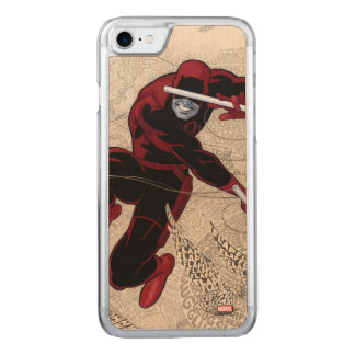 Daredevil City Of Sounds Carved iPhone 7 Case
