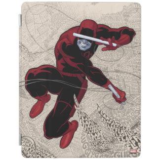 Daredevil City Of Sounds iPad Cover
