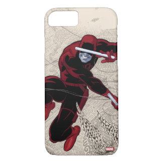 Daredevil City Of Sounds iPhone 8/7 Case