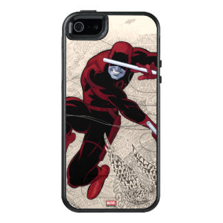 Daredevil City Of Sounds OtterBox iPhone 5/5s/SE Case