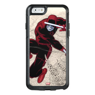 Daredevil City Of Sounds OtterBox iPhone 6/6s Case