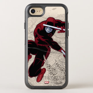 Daredevil City Of Sounds OtterBox Symmetry iPhone 7 Case
