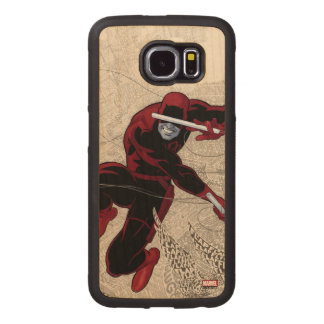 Daredevil City Of Sounds Wood Phone Case