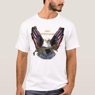 DAREDEVIL EAGLE PROTECTING AMERICA T-Shirt