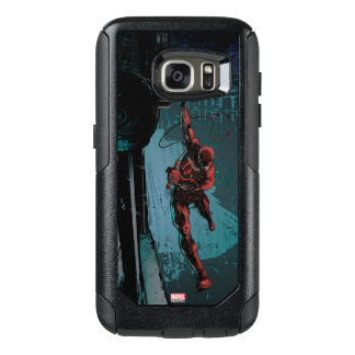 Daredevil Hanging From A Ledge OtterBox Samsung Galaxy S7 Case