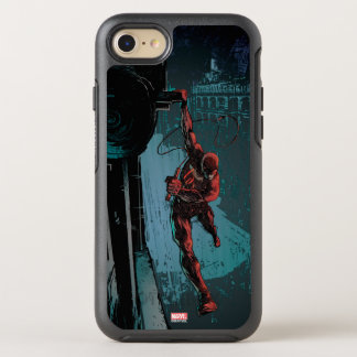 Daredevil Hanging From A Ledge OtterBox Symmetry iPhone 7 Case