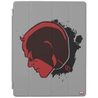 Daredevil Head Profile iPad Cover