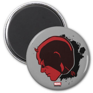 Daredevil Head Profile Magnet