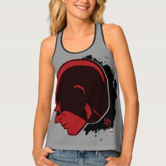 Daredevil Head Profile Singlet